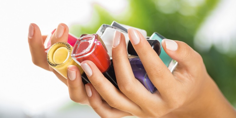 Nagellack sicher entfernen